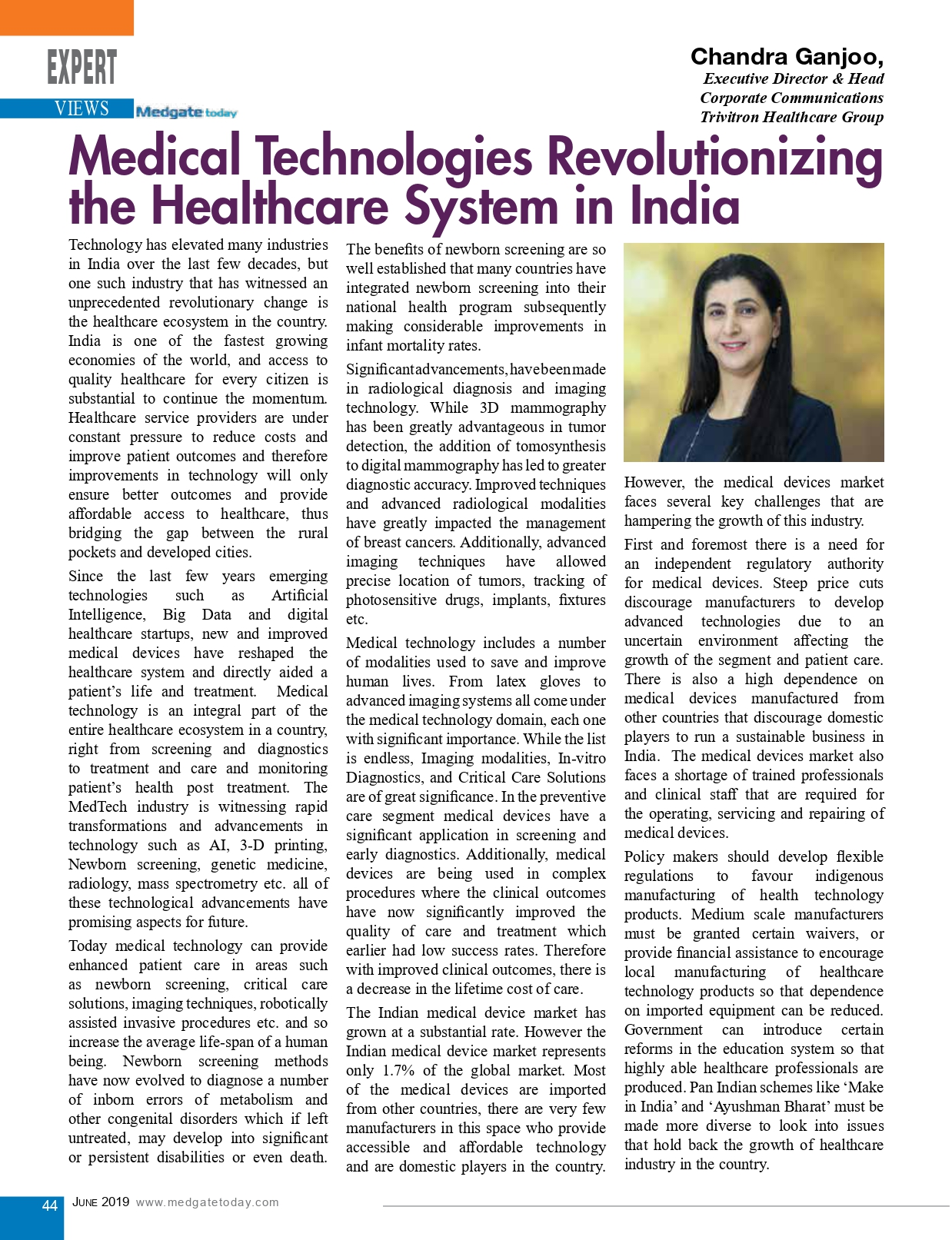 medical-technologies-revolutionizing-the-healthcare-system-in-india